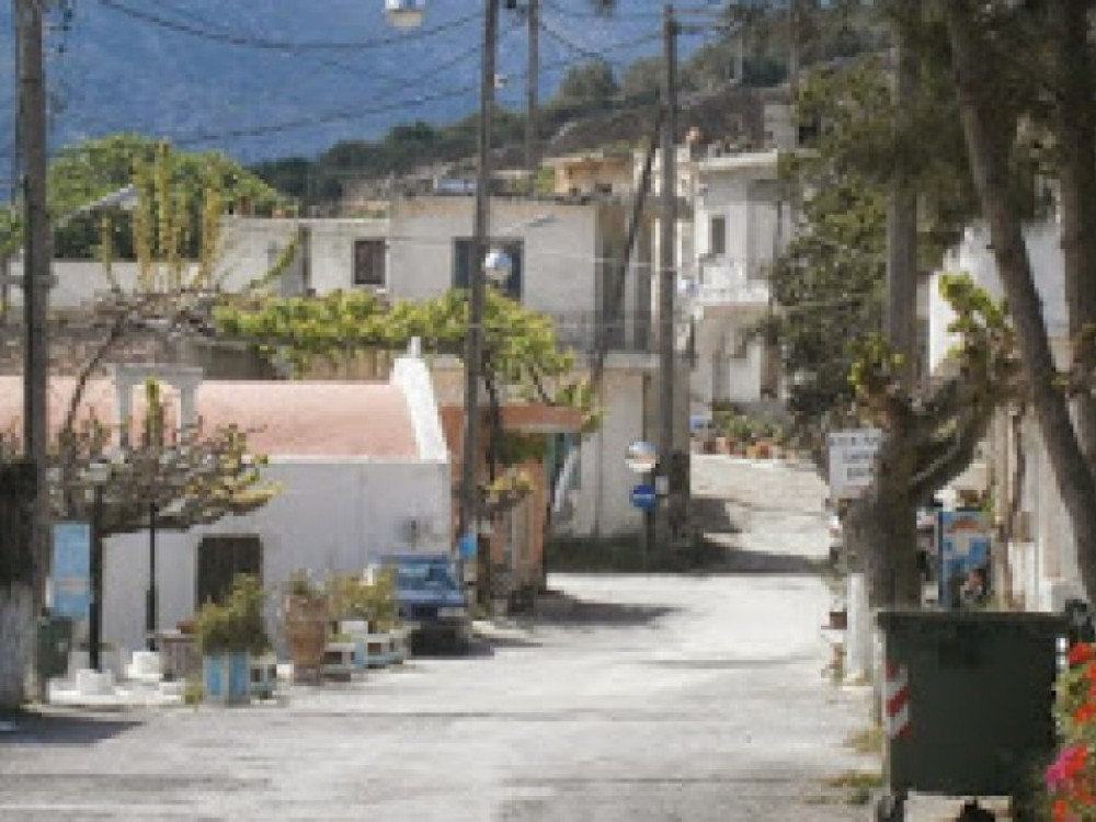 Guesthouse in the Basilica of Ierapetra