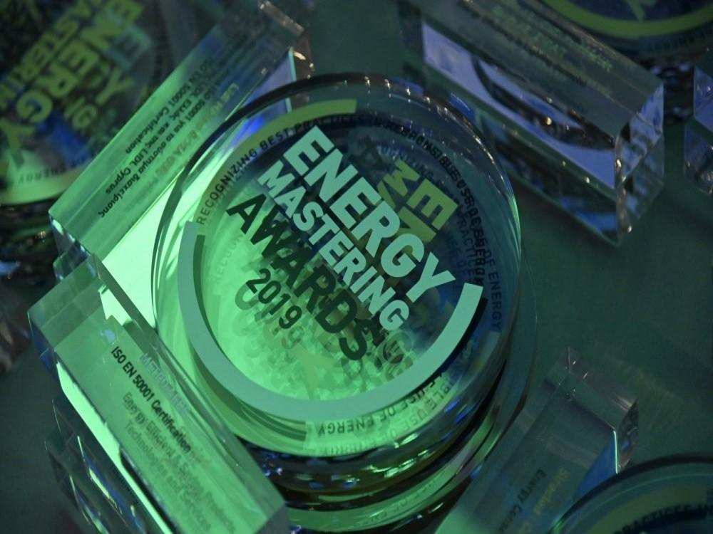 Energy Mastering Awards 2019-Award