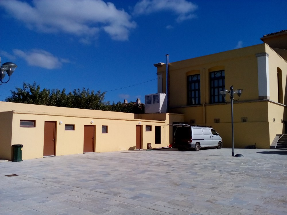 Air conditioning installation in the municipality of Archanes and Asterousia
